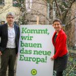 Grüne Europakampagne